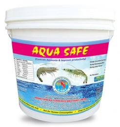 AQUA SAFE, Controls Ammonia & improves productivity