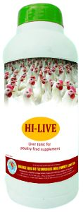 Hi-live - Liver Tonic For Poultry Feed Supplement