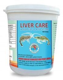 LIVER CARE, Activate liver for Active Shrimp