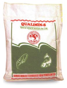 QUALIMIN-S– Special Minerals for Fish Culture