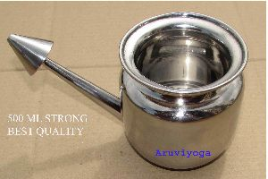 Stainless Steel Neti Pots
