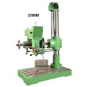 25mm and 40mm Belt Driven Radial Drilling Machine