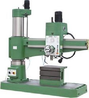 50 mm All Geared Radial Drilling Machine