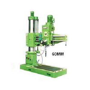 60mm All Geared Radial Drilling Machine