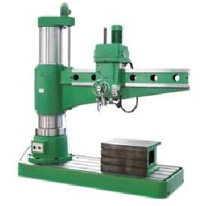 80mm-100mm All Geared Radial Drilling Machine