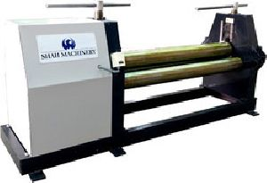 Manual Plate Rolling Machine