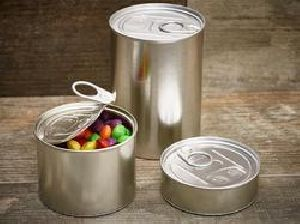 Food Grade Tin Container 05