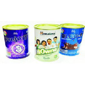 Food Grade Tin Container