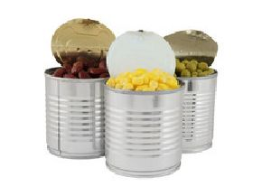 Packaging Tin Container 02