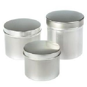 Packaging Tin Container 04