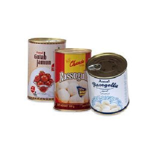 Rasgulla Tin Container 03