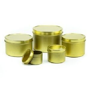 Spices Tin Container 02
