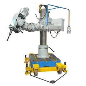 UR 30 Portable Universal Radial Drilling Machine