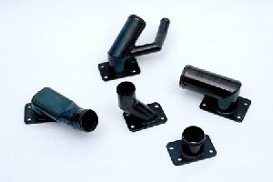 Black Radiator Hose Set