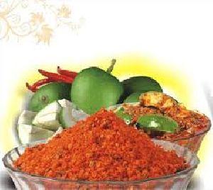 Mango and Chilli Pickle Masala Powder