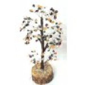 MIX GEMSTONE CHIPS TREE