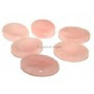 ROSE QUARTZ WORRY STONES