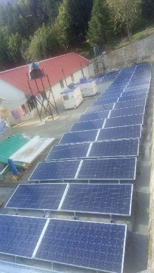 Rooftop Solar Power Plant 01
