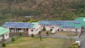 Rooftop Solar Power Plant 02