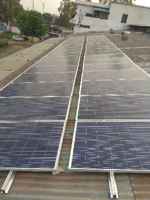 Rooftop Solar Power Plant 03