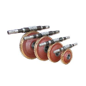 worm wheel gear