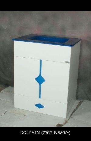 Dolphin Wash Basin Cabinet