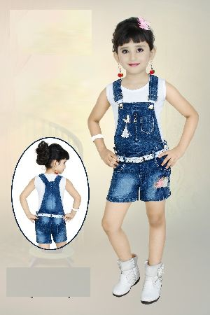 Girls Dungaree 07