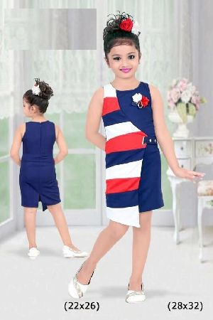 Girls Party Wear Dress