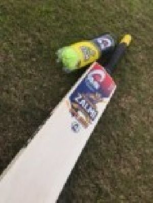 Wooden Cricket Bat Ball Set 03