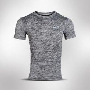 Grey Mens DRI-Fit Shirt
