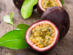 Fresh Passion Fruit