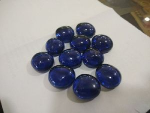 Opal Round Glass Pebbles 05