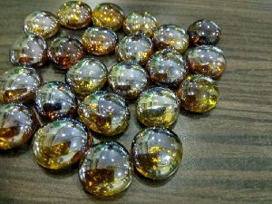 Opal Round Glass Pebbles 06