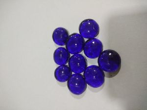 Opal Round Glass Pebbles 10