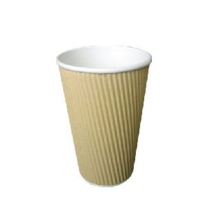 Disposable Ripple Wall Cup