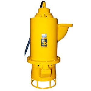 Twin Volute Slurry Submersible Pump