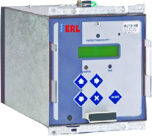 Powered Overcurrent Protection Relay