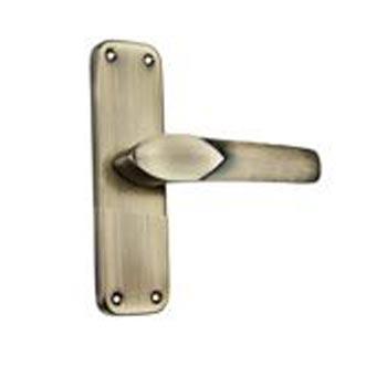 125mm Iron Mortice Door Handles