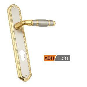 ABH 1081-250mm Brass Mortice Door Handle