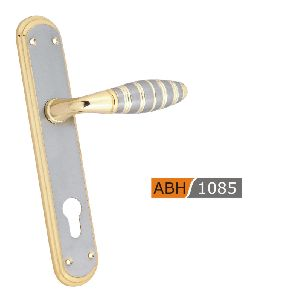 ABH 1085- 250mm Brass Mortice Door Handle