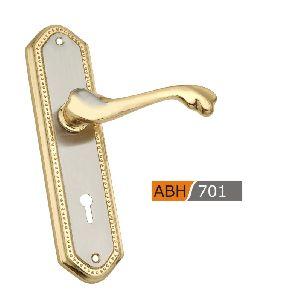 ABH 701 - 175mm Brass Mortice Door Handle