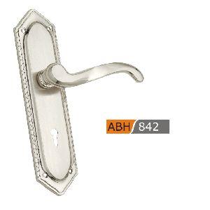 ABH 842 - 200mm Brass Mortice Door Handle