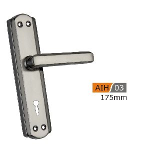 AIH 03-175 mm Iron Mortice Door Handle