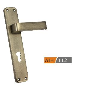 AIH 112 - 250mm Iron Mortice Door Handle
