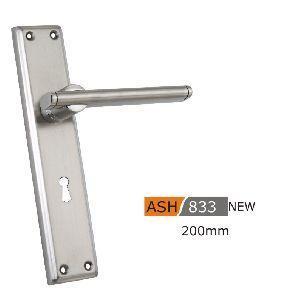 ASH 833- 200mm Stainless Steel Mortice Door Handle