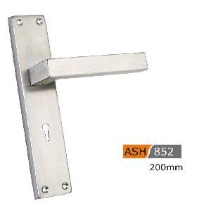 ASH 852 - 200mm Stainless Steel Mortice Door Handle