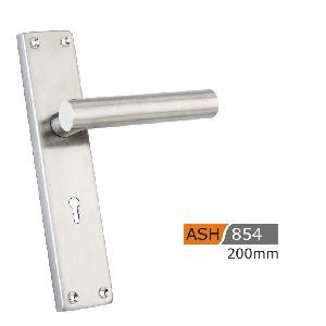 ASH 854- 200mm Stainless Steel Mortice Door Handle