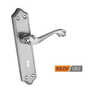 ASZH 082- 200mm Stainless Steel Mortice Door Handle