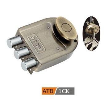 ATB 1CK Tri Bolt Door Lock