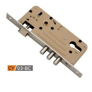 CY 03 - BC 3 Bullet Mortise Door Lock